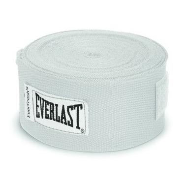 Everlast 108 inch Hand Wraps White