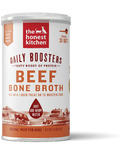 The Honest Kitchen Daily Boosts: Instant Beef Bone Broth with Turmeric