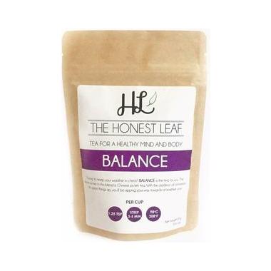 The Honest Leaf BALANCE Loose Leaf Tea