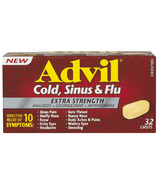 Advil Extra Strength Cold, Sinus & Flu Caplets