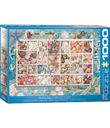 Eurographics Seashell Collection Puzzle