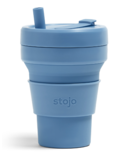 Stojo Collapsible Biggie Cup Steel