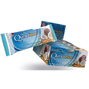 Quest Nutrition Coconut Cashew Protein Bars
