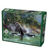 Cobble Hill Orcas Puzzle