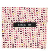Keep Leaf Organic Cotton Baggie Large Hearts