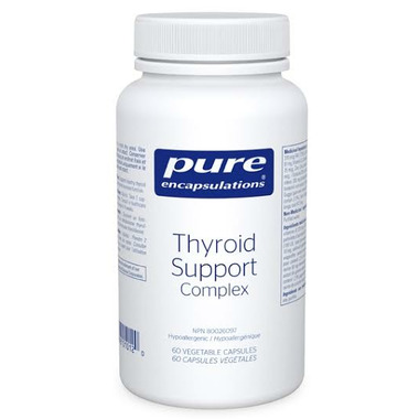 Pure Encapsulations Thyroid Support Complex