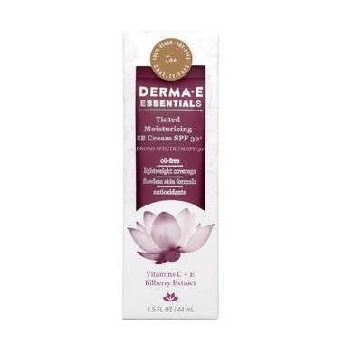 Derma E Tinted Moisturizing BB Cream SPF 30