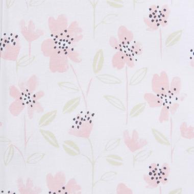 Halo SleepSack Wearable Blanket Cotton Blush Wildflower