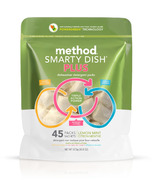Method Smarty Dish Plus Dishwasher Detergent Packs