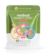 Method Smarty Dish Plus Dishwasher Detergent Packs