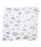 Loulou Lollipop Luxe Muslin Swaddle Blanket Unicorn