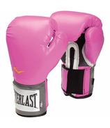 Everlast Pro Style Training Gloves 12 oz Pink
