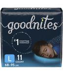 Huggies GoodNites Youth Pants For Boys Jumbo Pack