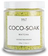 SALT by Hendrix Cocosoak Matcha