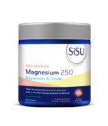 SISU Magnesium 250 Relaxation Blend