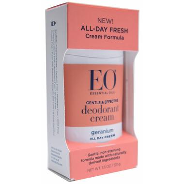 Everyone Deodorant Cream Geranium