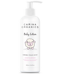 Carina Organics Baby Lotion Extra Gentle Unscented