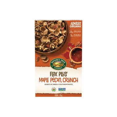 Nature\'s Path Organic FlaxPlus Maple Pecan Crunch