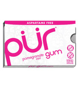 PUR Sugar-Free Gum Pomegranate Mint