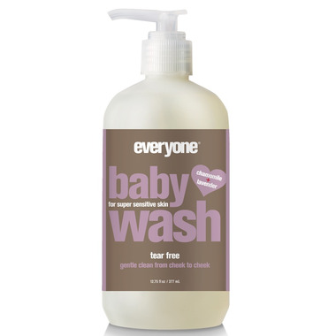 Everyone Baby Wash Chamomile Lavender
