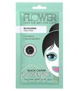 FLOWER Beauty Power Up! Sheet Mask Revitalizing