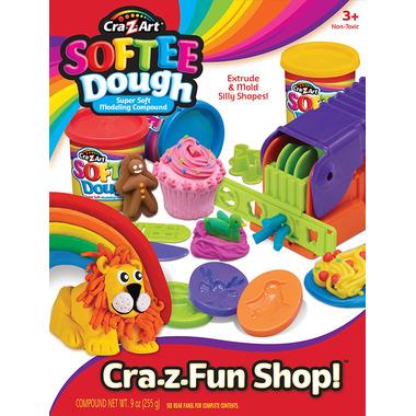 Cra-Z-Art Softee Dough Cra-Z-Fun Shop