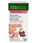 Four O'Clock Cranberry and Cherry Mega Slim Green Tea