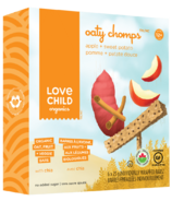Love Child Organics Oaty Chomps Apple Sweet Potato
