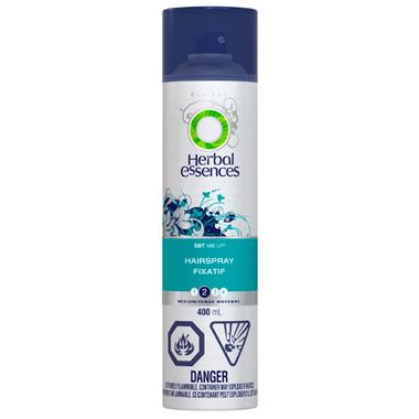 Herbal Essences Set Me Up Hairspray