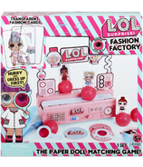 L.O.L. Surprise: Fashion Factory Game