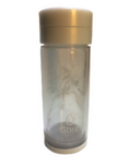 Libre Peace Doves Infuser Travel Tea Glass