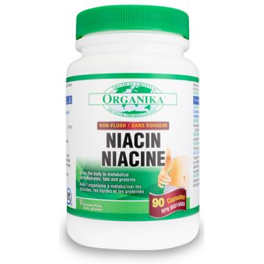 Organika Non-Flush B-3 Niacin