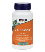 NOW Foods L-OptiZinc 30mg