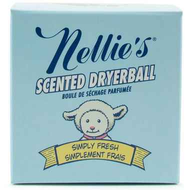 Nellie\'s Simply Fresh Scented Wool Dryerball