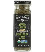 Watkins Organic Thyme Leaves