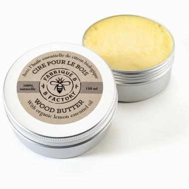 B Factory Wood Butter