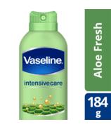 Vaseline Spray & Go Moisturizer in Aloe Fresh