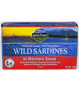 Wild Planet Wild Sardines Marinara Sauce