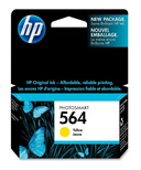 HP 564 PhotoSmart Yellow Ink Cartridge CB320WC140