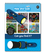 Like OMG! Hide and Seek Fun Activity Book
