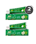 Green Beaver Green Apple Natural Toothpaste Bundle