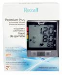 Rexall Premium Plus Automatic Blood Pressure Monitor
