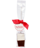 Saxon Chocolates Peppermint Hot Chocolate Marshmallow Stir Stick