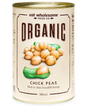 Eat Wholesome Organic Chick Peas