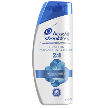 Head & Shoulders Deep Moisture 2in1 Dandruff Shampoo + Conditioner