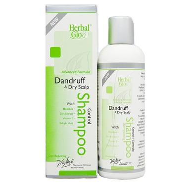 Herbal Glo Dandruff & Dry Scalp Shampoo