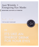 Grace & Stella Co. Anti-Wrinkle + Energizing Eye Masks