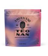TEONAN Americano Boisson instantanée au café avec champignons + probiotiques