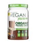 Vegan Pure Organic Protein & Greens Chocolate
