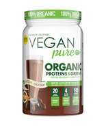 Vegan Pure Organic Protein & Greens Chocolate
